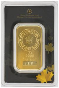 Picture of 1 oz Gold RCM Bar