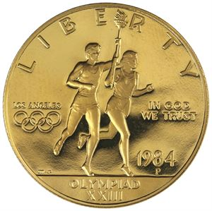 Picture of $10 Gold Commemorative
