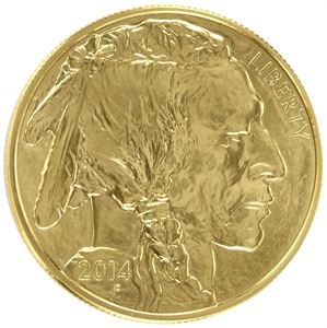 Picture of 1 oz Gold Buffalo