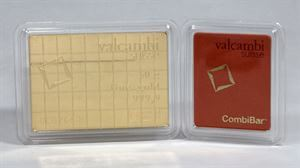 Picture of 50 gram Gold CombiBar