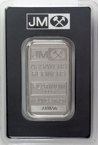 Picture of  1 oz Platinum Bar Various Brands
