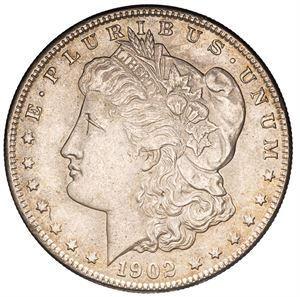 Picture of VG+Morgan US Silver Dollar